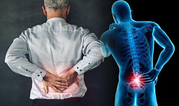 آلام الظهر ما الذي يسبب هذا الألم في ظهري توعية