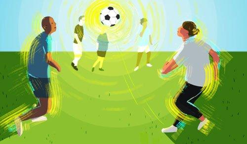 الرياضة لمحاربة القلق