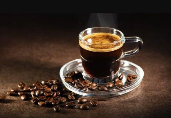 الكافيين في القهوة