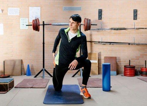تمرينات لمفاصل الركبة