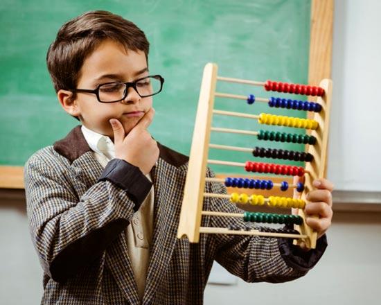 الاباكوس تعليم الأطفال الرياضيات