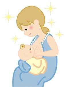 الرضاعة-الطبيعية-من-صدر-الام