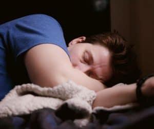 رجل-نائم