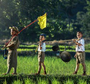 ميزات-القيادة-لدى-الأطفال-الكشافة